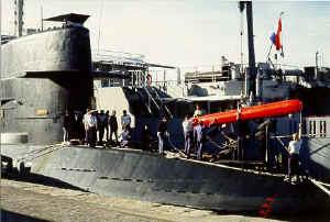 Torpedo tubes for Bureau zwaardvis